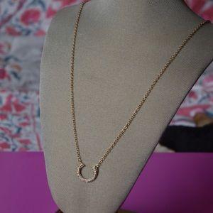 Rebecca Minkoff Safari Horn Necklace